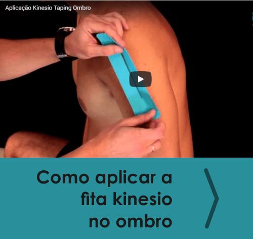 Como aplicar a Bandagem Terapêutica Kinesio no Ombro